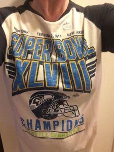 superbowl shirt