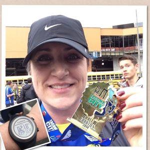 Tacoma City Half Marathon